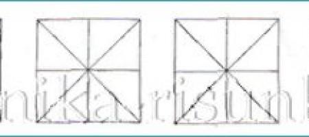 Простые геометрические фигуры