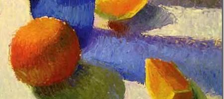 Сияющий цвет III: иллюзия объема