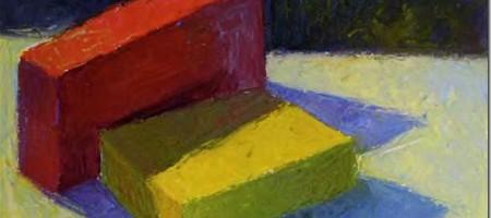 Этюд в цвете: цветовые блоки