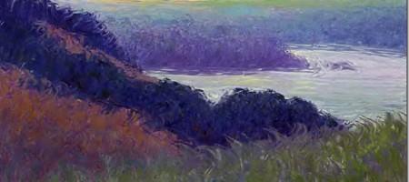 9 пейзажей: перед рассветом