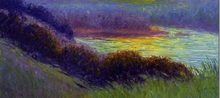 9 пейзажей: восход солнца
