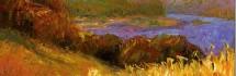 9 пейзажей: на закате