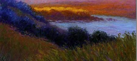 9 пейзажей: сумерки