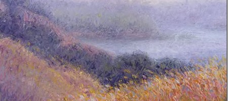9 пейзажей: туман