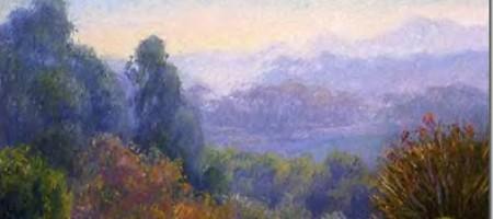 Западный или восточный пейзаж