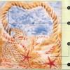 Морская композиция из бумаги