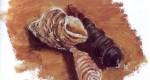 Пастели: увлажнение кистью