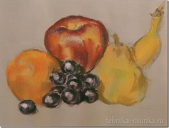 блики для винограда
