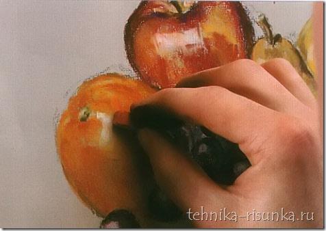 заканчиваем апельсин