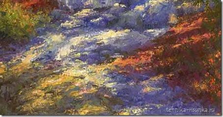 мозаичные тени