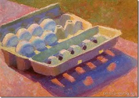 рисунок яиц