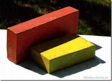 фото деревянных блоков
