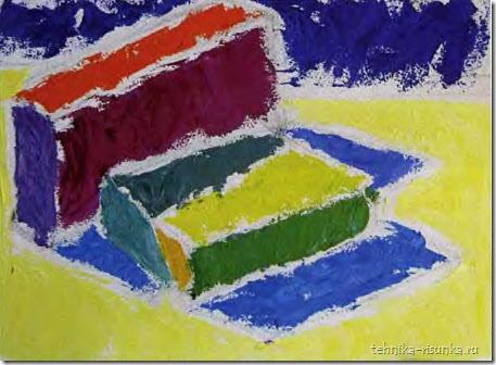 цветовые массы