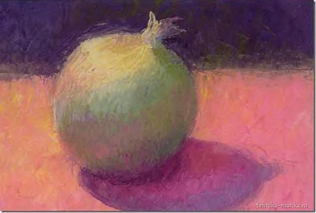 рисунок луковицы