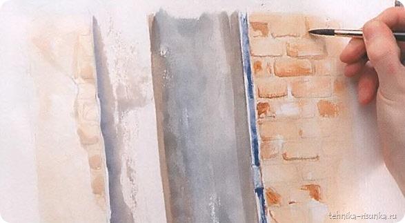 кирпичная стена: кирпичная кладка