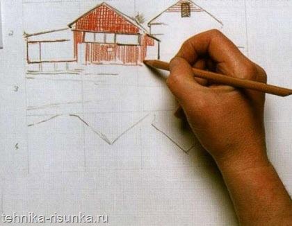 Рисунок от руки